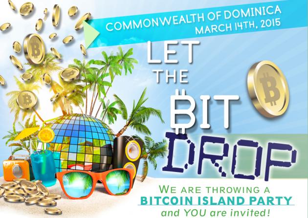 70000加勒比海岛居民将在2015年免费领取比特币