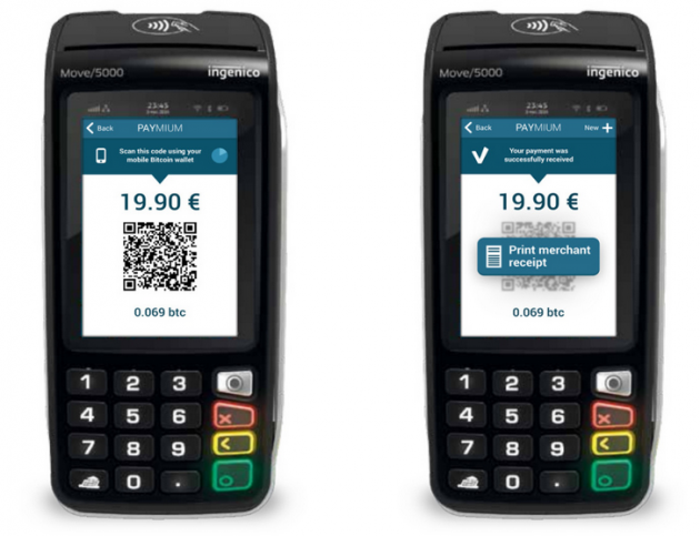 Payments Giant Ingenico Adds Bitcoin Option to POS Terminals